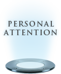 Individual attention to every job
